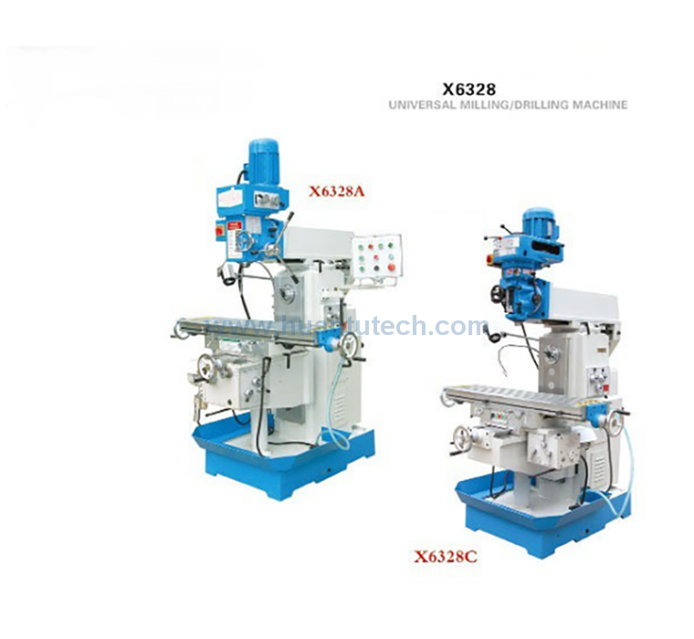 Universal Milling/Drilling Machine