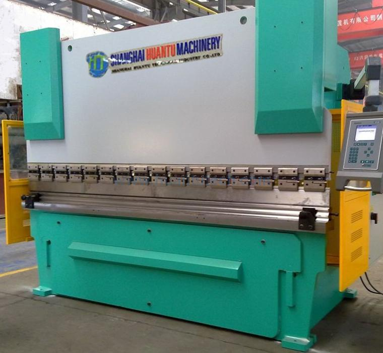 WC67K DA41 CNC Hydraulic Press Brake